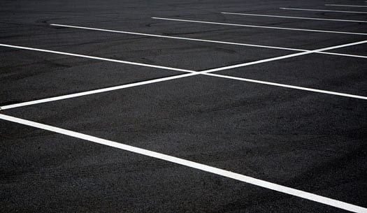 water based parking lot paint