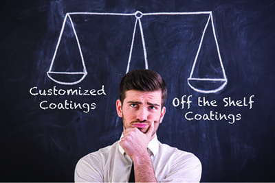 Customized Coatings for Manufacturers