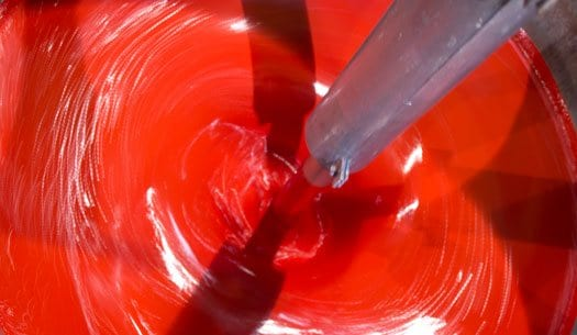 industrial coating applications