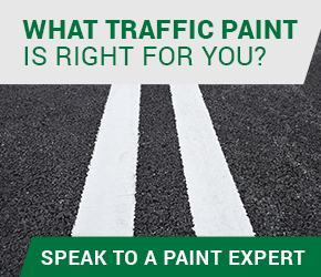 speak to a traffic paint expert